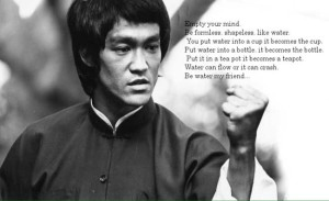 Bruce Lee, Formless
