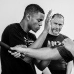"Josh ""Saint"" White and Ming - Core JKD"