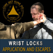 wrist locks and escapes