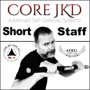 Core JKD Short Staff Weapon Training