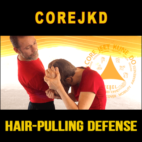 hair pulling defense video training