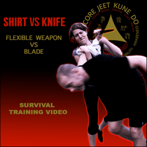 Shirt vs Knife Defense – Flexible Weapon vs Blade Survival