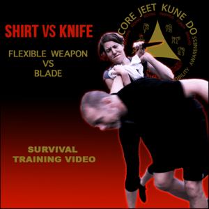 Shirt vs Knife Defense – Flexible Weapon vs Blade Survival