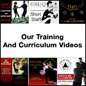 Core JKD curriculum videos
